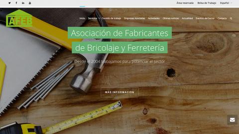 AFEB estrena nueva web