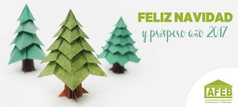 Feliz Navidad y próspero 2017