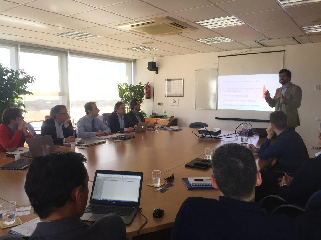 AFEB celebra las Reuniones Grupos de Trabajo - Dirección Comercial en Barcelona y Madrid