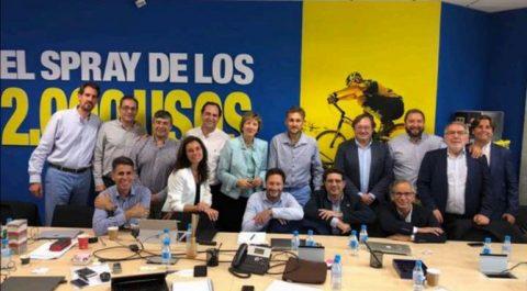 El Grupo de Trabajo de AFEB sobre liderazgo y motivación reúne 14 directivos asociados en Madrid