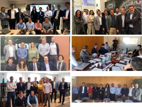 AFEB celebra los Primeros Grupo de Trabajo 2019 con conclusiones interesantes de los directivos de KAM, Omnicanalidad y Dirección Comercial