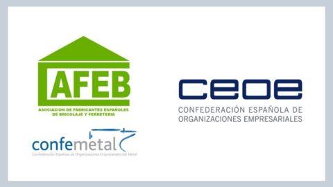 AFEB se adhiere a la CEOE para abordar la crisis del Coronavirus